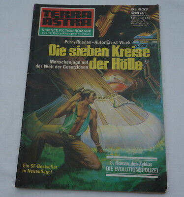 terra astra | science fiction romane | nr. 637