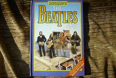 Rockups The Beatles Story Pop-Up Book