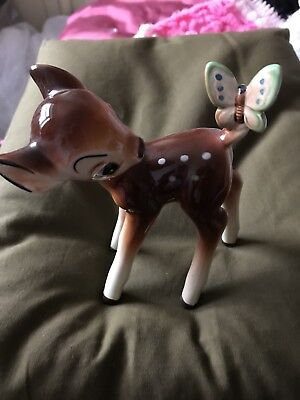 Disney Bambi With Butterfly