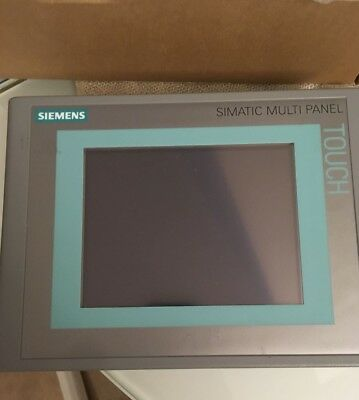"Siemens Simatic MP177 6"" 6AV6 642-0EA01-3AX0"