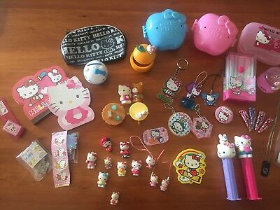 Hello Kitty Sammlung/ Konvolut