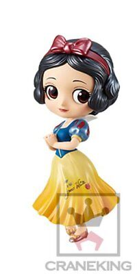 Banpresto Disney Princess Characters Qposket Snow White Cute Figure Special Ver.