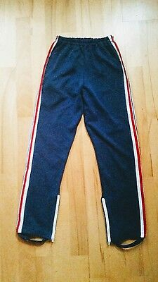 Original DDR, Sporett, Sport Trainings Hose , 1980er, Kinder Gr.128,