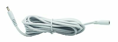 Foscam Power Extension Cable Lead Genuine, 3 Metres (10ft) - 5V White, Compat...