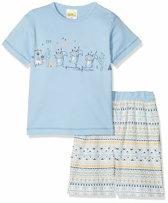 DIMO-TEX Baby Boys' Shorty Indian Summer Pyjama Sets 9 - 12 Months