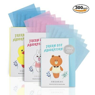 Oil Blotting Sheets, Teenitor Natural Blotting Paper for Face, Top Handy Oil ...