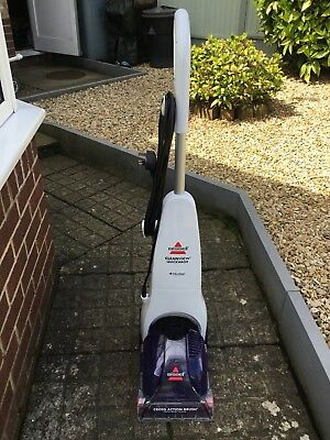 BISSELL 90D3E Cleanview Quickwash Carpet Cleaner - White/Blue