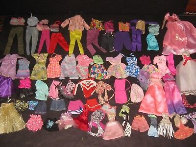 Barbie Doll Clothes Toy Lot