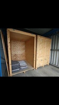 shipping containers Storage Removals  Wooden In Lincoln Lots For Sale