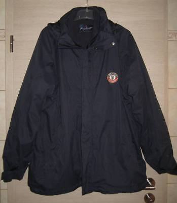 Erdinger Outdoor-Jacke Allwetter-Doppeljacke - Harry Kroll Boston - Gr 54 - blau