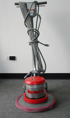 Floor Machine By Sanitaire, Model Sc6030, 120V, 1.5Hp, Used, Working, Usa, #2