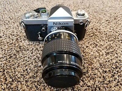 Nikon F2 Ultimate Medical, technical, Macro outfit with lots of extras - euc!