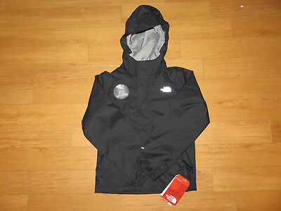 NWT Girls The North Face Resolve Reflective Hood Jacket (Retail $70.00)