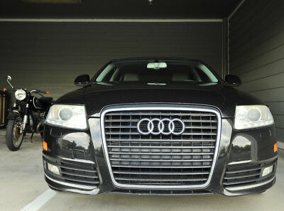 2010 Audi A6  2010 Audi A6 3.2L V6 Premium Plus and Cold Packages
