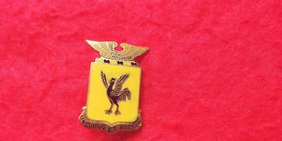 WWII 18th Fighter Bomber Group DUI DI Crest pin