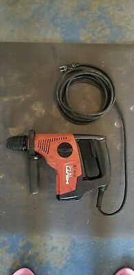 HILTI TE 7-CPowerful triple-mode corded SDS rotary hammer for drilling/chisel