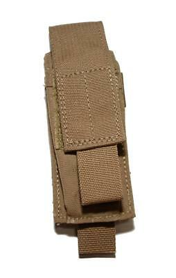 Eagle Industries Coyote Brown Single M9 Pistol Mag USMC MOLLE Pouch