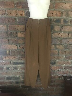 Vintage highwaist mom Slacks/pants Size 12 -14