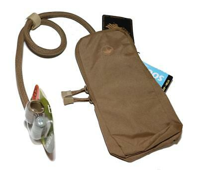 Eagle Industries Water Point Coyote Brown .75 L Source USMC Hydration Pouch Set