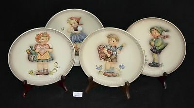 ThriftCHI ~ Goebel MI Hummel Collectors Plates Series of Four #735-738