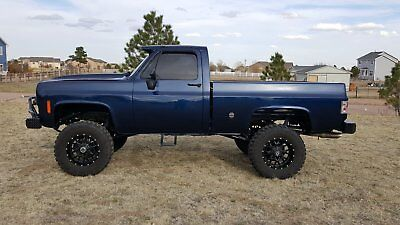 1976 Chevrolet Other  Awesome Lifted 1976 Chevy Silverado 3/4 Ton Truck K20 !!!!!
