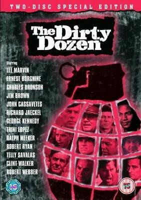 The Dirty Dozen (2 Disc Special Edition) [DVD] [1967] - DVD  W8VG The Cheap Fast