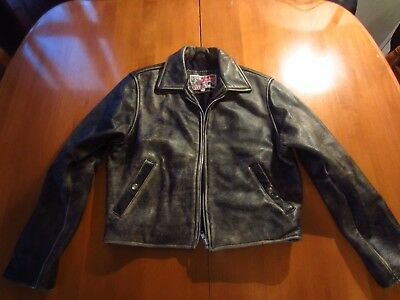 Indian Motorcycle  Leather Jacket  Rare
