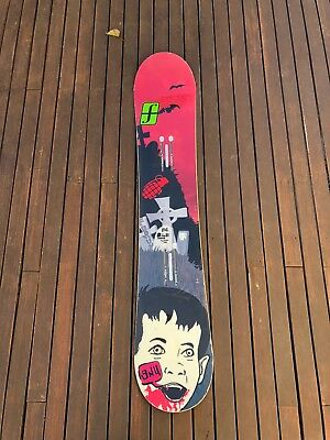 Forum The Division by Peter Line Snowboard 151cm