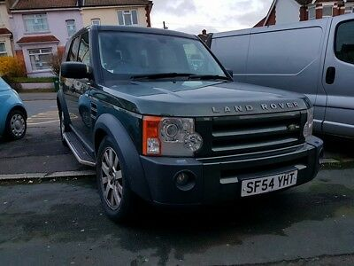 Land Rover Discovery 3 HSE low mileage