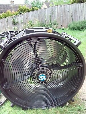 air mover ,Amtech Black Hawk  COLLECTION ONLY