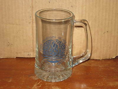 State University of New York College at GENESEO Glass Beer Mug SUNY