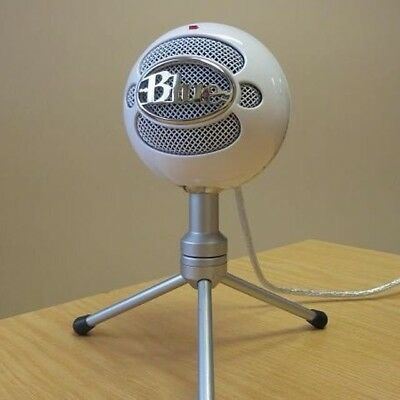 Blue Snowball ICE USB Microphone (White)