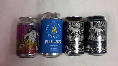 Craft Beer Cans from VIC