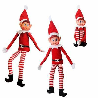 "Naughty 11"" Elf Elves Behaving Badly Christmas Shelf Prop Accessory"