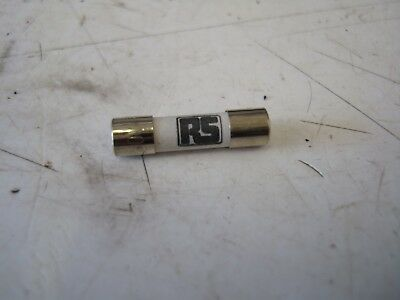RS Pro UDA Ceramic Cartridge Fuse 3.5A 250V PACK OF 10 FAD26 FK1814