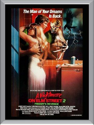 A Nightmare On Elm Street 2 - Freddy's Revenge A1 To A4 Size Poster Prints