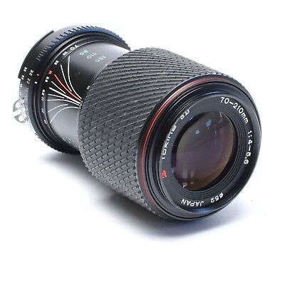 Tokina SD 70-200mm f/4-5.6 Lens with Nikon N/AI Mount