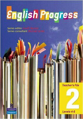 English Progress: English Progress Book ... by Lockwood, Mrs Elizab Spiral bound