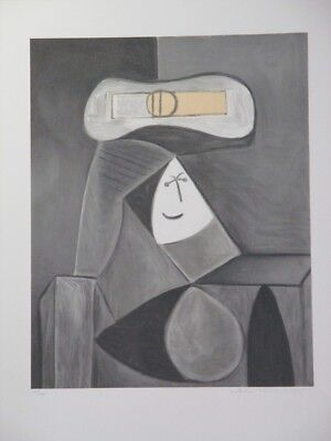 Spring Special! Limited Edition Lithograph Print by the Great Pablo Picasso!