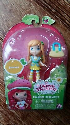 Strawberry Shortcake  lemon 12262  russian package 3in new unopened