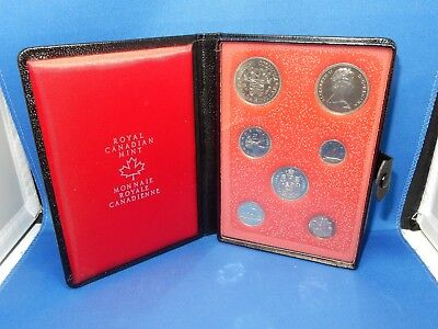 1971 Royal Canadian Mint Proof-Like Coin Set