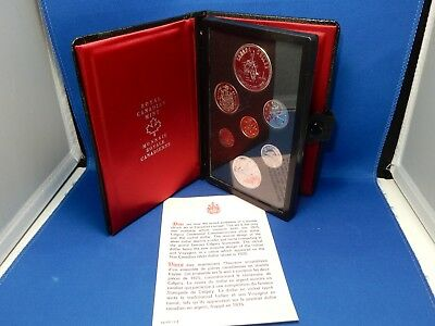 1975 Royal Canadian Mint Proof-Like Coin Set