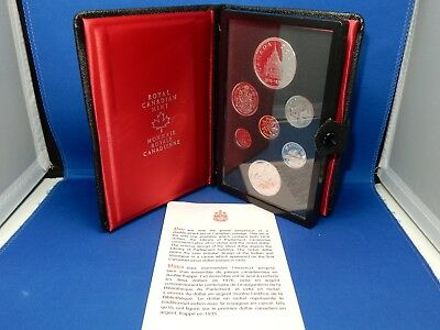 1976 Royal Canadian Mint Proof-Like Coin Set