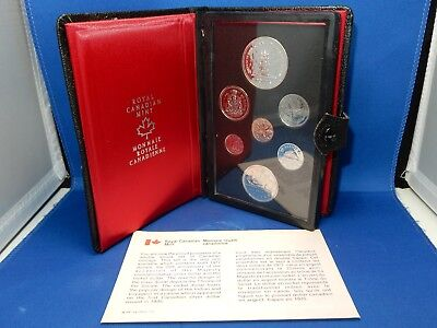 1977 Royal Canadian Mint Proof-Like Coin Set