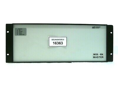 MDX-10K AE Advanced Energy 3152012-041 AB Power Supply MASTER Tested Working