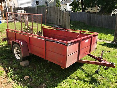 1999 Pace American Trailer 6.5 x 10