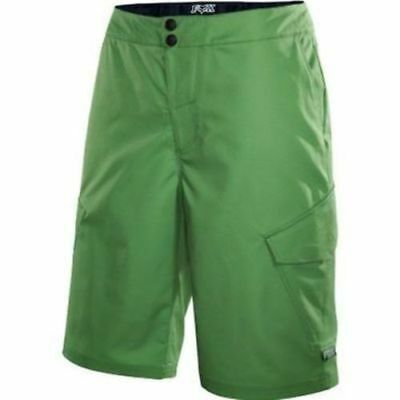 Fox Head Attack Q4 Mountain Bike Shorts w// Removable Liner Green Size 30 New