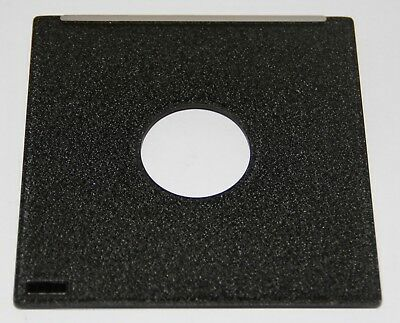 Toyo View Flat Lens Board With Copal 0 Shutter Hole 11x11cm VERY NICE
