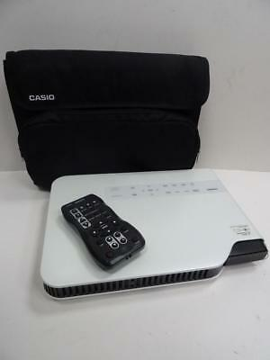 Casio Xj-A130V Led Dlp Hdmi Portable Projector - 32 Light Hours!