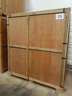 Removal wooden storage Containers Crates